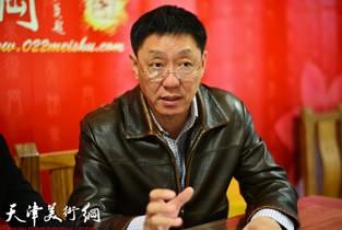 著名油画家王立宪先生做客天津美术网访谈实录