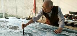 家国情怀 跨界有成——记天津海洋画家郭文伟