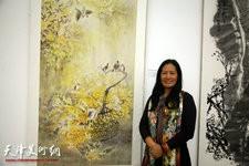 组图:真实而平淡-才艺兼备的花鸟艺术家杨秀英