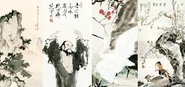 高清图:鼎天国际开启艺术圣诞 2015秋季艺术品拍卖会26日开槌