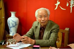 著名艺术家庄征做客天津美术网访谈实录