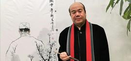孟庆占创作《凌寒傲雪》《一座山》献给战斗在疫情一线的医务工作者