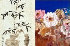 天津名家中国画邀请展作品欣赏-花鸟篇