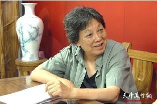 著名画家张振群做客天津美术网访谈实录