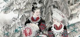 天津著名人物画家姜志峰携苗乡写生新作11月25日亮相亳州