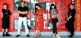 """高清图:""""此间·梅江""""当代艺术家联展在梅江国际艺术馆开幕"""