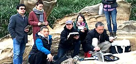 董克诚访谈:丁酉·春节台湾印象