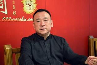 著名画家贾冰吾做客天津美术网访谈实录