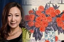 当代女画家蔡金花的花鸟艺术