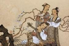 出入于古典与现代之间:徐永生的人物画