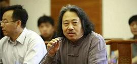天津画院院长贾广健:画院发展要有大舞台 更要有台柱子