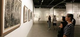 环渤海风采-2018京津冀鲁辽五省市作品展在天津美术馆展出