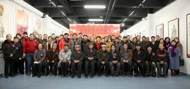 盛世丹青耀中华-刘奎龄绘画艺术研究院优秀作品展在天津美术网艺术馆开幕