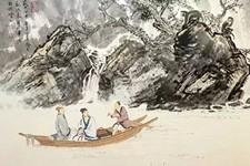 名家档案:魏玖来山水人物画欣赏