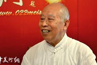 著名画家王俊生做客天津美术网访谈实录