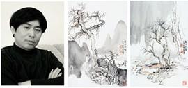 高清图:肖培金农历丁酉年台历欣赏:外师造化 中得心源