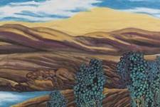杨佴旻的色彩水墨画:见证中国绘画之变迁
