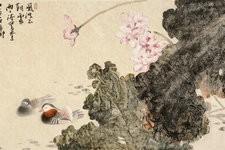 尹沧海教授工笔作品欣赏:画面观感精致而轻松