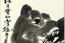 尹沧海教授动物系列作品欣赏:富有诗意的意象世界