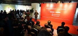 全国书法名家宣传弘扬党的十九大精神作品邀请展在空港文化中心开幕