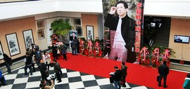 高清图:谦谦儒者 文人风骨—李毅峰中国画巡展青岛站反响热烈