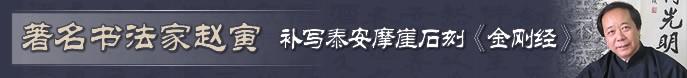 著名书法家赵寅做客天津美术网访谈