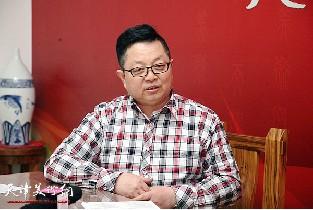 著名画家王勇做客天津美术网访谈实录