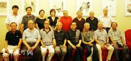 高清图:从艺50年 散发独特魅力 王俊生国画艺术研讨会举行