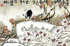 走进花鸟画名家郭书仁的绘画艺术