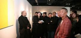 英国当代绘画展在天津美院开幕 80位艺术家作品精彩亮相