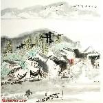 姬俊尧:《春风润雨》