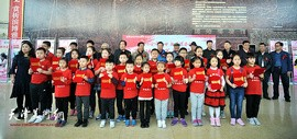 滨海皓翔杯第五届国画展在滨海新区博物馆开幕