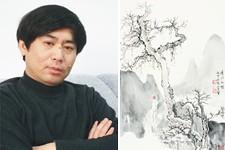 肖培金农历丁酉年台历欣赏:外师造化 中得心源