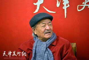 著名画家吴燃做客天津美术网访谈实录