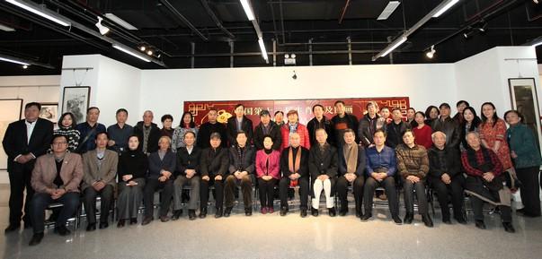 """""""灵鼠兆丰年""""中国第十三届生肖画及国画优秀作品展在河西区美术馆体育app万博"""