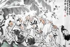 京华岁月 翰墨生涯一一高鸿中国画作品选粹
