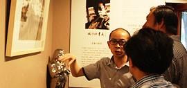 高清图:未来雪世界——阚传好雪景山水作品展在鼎天美术公馆举行
