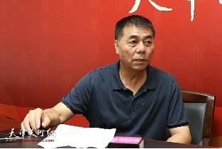 著名画家张根起做客天津美术网访谈实录