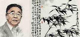 """《人民日报》客户端刊发孟庆占创作的张伯礼肖像 《礼英雄》致敬""""人民英雄"""""""