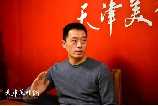 著名画家周午生做客天津美术网访谈实录