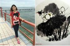 清新秀丽 朴拙生动-天津女画家陈慧姝花鸟画欣赏