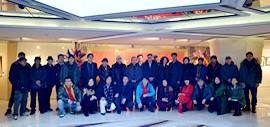 天津举行水彩交流研讨展 开创津派水彩画的明天和未来