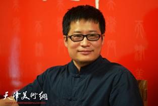 著名画家闫勇做客天津美术网访谈实录