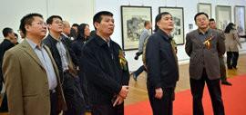 高清图:大道行远·天津画院建院35周年美术作品展开幕