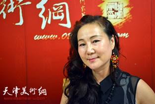 著名设计艺术师何敏杰做客天津美术网访谈实录