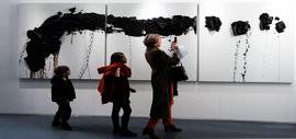 高清图:Art 13伦敦艺术博览会精彩纷呈
