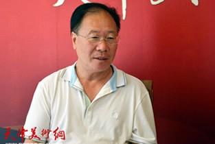 著名画家庞黎明做客天津美术网访谈实录