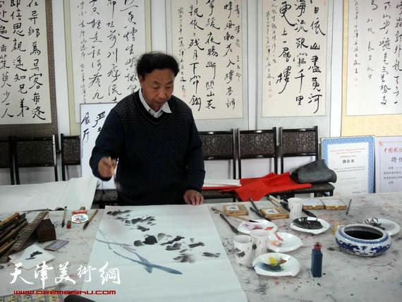 书画家刘云生