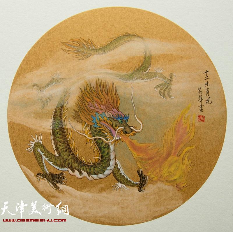 工笔十二生肖图- 中国日报