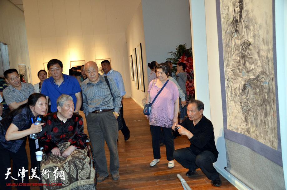 王学仲艺术展5月25日开幕,展出毕生精品佳作集中展示。